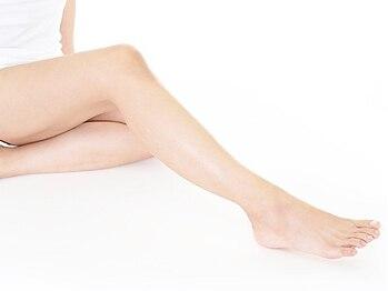 エメビジュー(Aimer Bijoux)の写真/【全身脱毛12回(顔・VIO込)96,000円!】超高速脱毛!いつ見られても自信を持てる、つるんと滑らかな魅せ肌に*