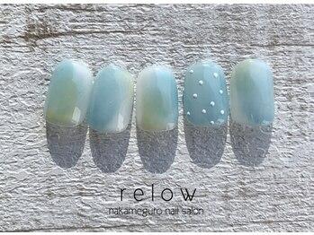 リロウ(relow)/ニュアンス×ドット