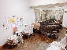 デリカトゥーラ(Delicatura)の雰囲気(ゆったりベッドで施術♪寝ている間にキレイになれちゃう!)