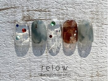 リロウ(relow)/ニュアンス×クリア