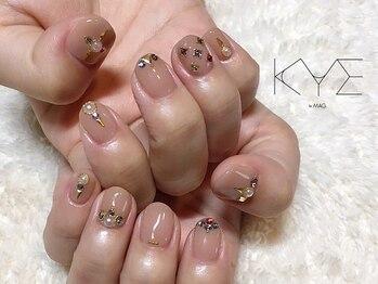 キーバイマグ(KYE by Mag)/パーツネイル☆
