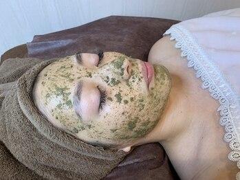 ミベル(MeBell)の写真/<完全貸切の女性専用サロン>ハーブピーリング【ハーブリプロ】で本格的な肌質改善♪毛穴、ニキビケアにも◎