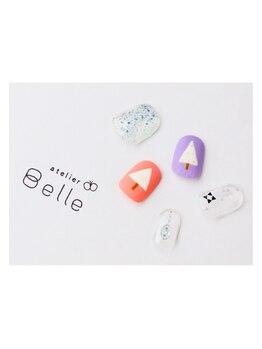 アトリエ ベル(atelier Belle)/天使と雪の木*