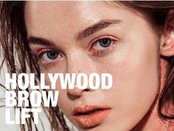 アンビアンテ 浦和店の写真/次世代アイブロウ☆モデルや芸能人の間でも話題沸騰のハリウッドブロウリフト導入!自然で美しい眉毛に☆