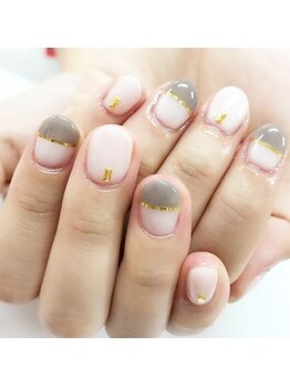 ネイルサロンカリプソ(Nail Salon Calypso 2)/モードフレンチネイル☆