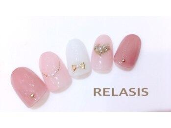 リラシス(RELASIS)/今月のデザインネイル