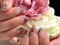 コフレ ア ビジュー プチ 田園調布(Nail atelier Coffret a bijoux petit)