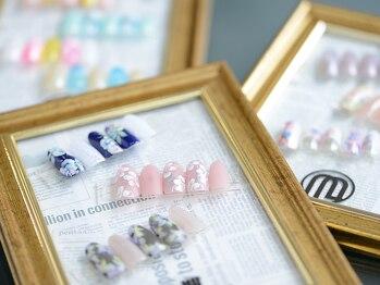 ネイル アトリエ ミジュ(nail atelier MijU)の写真/【相談できるネイルサロン☆】オトナ女性向けサロン♪爪にコンプレックスがある方も理想のなりたいが叶う◎