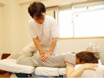 いつき整体院の写真/【全身整体¥4300】身体の歪みやズレを根本から解決。全身を正しい位置に戻すことで美容や疲労にも効果あり!