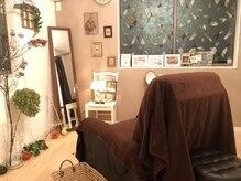 ベルリーゼ(Belleliser)の雰囲気(アンティーク家具に囲まれた上質なプライベート空間♪)