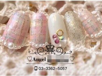 エンジェルネイル(Angel Nail)/【大人気通常コース5980円】