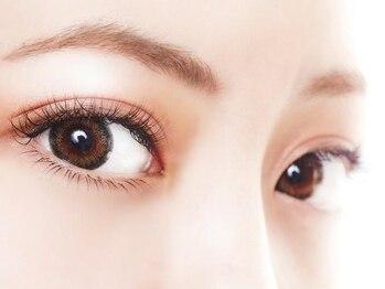 エクスキャンベルアイラッシュ 伏見桃山店(Ex-Campbell eyelash)の写真/【最高級抗菌セーブル毛120本¥5200】まるで自まつ毛が伸びたような自然な仕上りでオシャレ女子に大人気♪