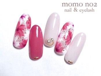 ネイルサロン モモ(momo)/定額