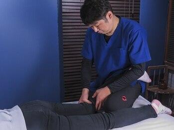 大徳マッサージ治療院/施術