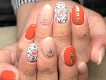 フリーネイル 江坂店(free nail)/10本アート何でも◎