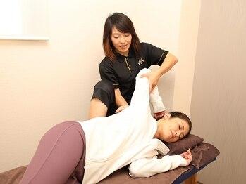 モッドカスガイ(mod kasugai)の写真/戻らない姿勢改善に必須なのは身体のしくみを知ることだった!!