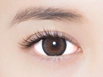 アイラッシュ ラビスタ 四条烏丸店(eyelash la vista)/ボリューム+アイライン効果◎