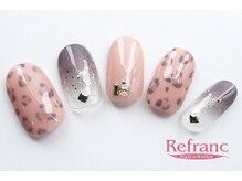ルフラン 武蔵境店(Refranc)/ピンクレオパード柄で可愛らしく