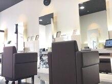アリュール アンド エテルノ 小山店(Allure & ETERNO)の雰囲気(ヘア同時施術可能☆時間を有効活用出来ます♪(ネイル))