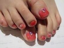 アンジェリーク ネイル(angelique nail)の雰囲気(透明感のあるピンクが、より一層お肌をキレイに見せてくれます♪)