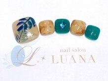 ルアナ(LUANA)/フットデザインプラン7,980円