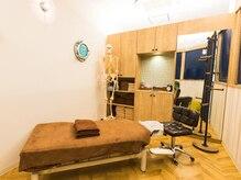 整体アンドネイル エピスティ(episty)の雰囲気(完全個室空間で安心して施術を受けられます。)