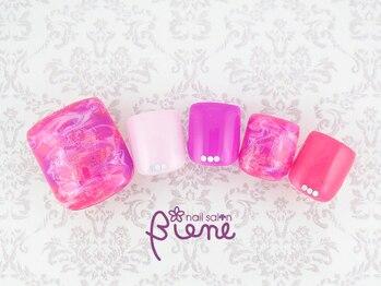 ネイルサロン ビーネ(nail salon Biene)/オフ無料★6月リピート9980-13