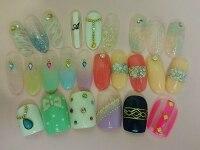 クーポン【3】HAND&FOOT¥10800