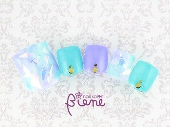 ネイルサロン ビーネ(nail salon Biene)/オフ無料★6月リピート9980-14
