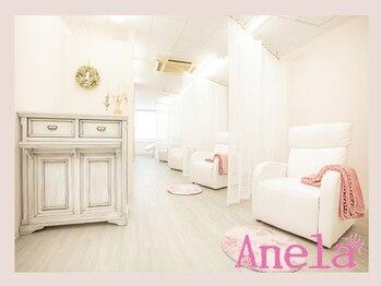 アネラ 我孫子店(Anela)/シャビー&ホワイトなインテリア