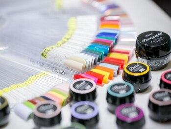 プライベートサロン エム エテルノ(M eterno)/200色以上から似合うカラー提案