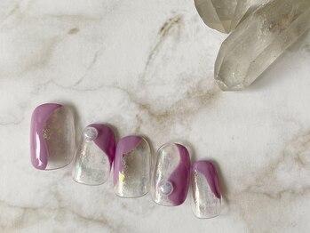 ネイルサロンキース(nail salon KIES)/NEW Design 6490yen