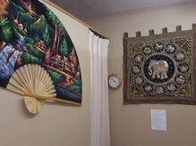 タイマッサプ~ケット 岩出店の雰囲気(内装にもこだわり、タイの雰囲気をお楽しみいただけます)