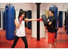 セミパーソナル キックボクシング ターゲット シブヤ(TARGET SHIBUYA)の詳細を見る