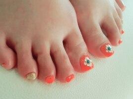 夏の人気カラー☆オレンジ
