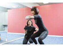 ウィメンズフィットネスエイチアンドビー(WOMENS FITNESS H&B)の雰囲気(◆EMSパーソナルトレーニング◆たった20分=4時間分の運動効果)