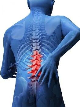 千葉中央整体院の写真/腰痛≪解消≫専用のコースをご用意★腰がおもい、痛い、揉んでも改善しない…など腰の辛さでお悩みの方に!