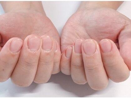健康美爪 ネイルアンドアイラッシュの写真