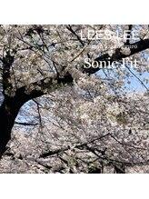 リーズ リー湘南 中目黒店/目黒川桜並木近くです。