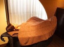 ビアンカ 名古屋ヒルトンプラザ店の雰囲気(温活ハーブ浴「ハマム」暑すぎないので快適♪)