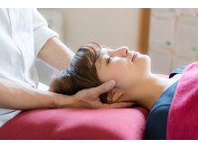 整体院 海癒/頭痛には首の調整が効果的です☆