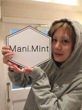 マニミント 表参道店(mani.mint)/Ucary Valentine さんご来店