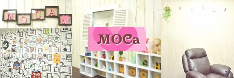 モカ(MOCa)のサロンヘッダー