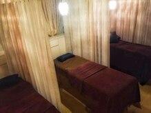 ベリー 銀座店(Very)の雰囲気(各部屋ごとにカーテンで仕切られ、ゆったりと過ごせます♪)