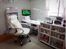 施術ルームは個室のプライベート空間です。