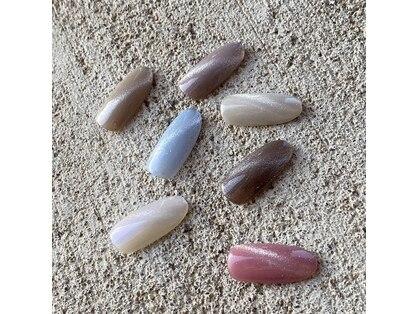 フラワーネイル 小山店(Fleur nail)の写真