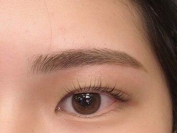 ダフネ(DAFNE)/眉毛wax+まつ毛パーマ