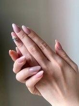 ポミグラニットフィンガーズ(Pomegranate Fingers)/キレイめワンカラー