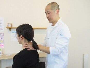 身体調整かわしまの写真/慢性的な頭痛,首肩コリの方に。その場しのぎの施術から卒業◎【オーダーメイド身体調整60分¥8000→¥4500】