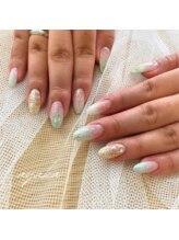 ケーオーエス(KOS)/gradation nail